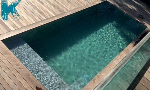 réalisation de piscine sur mesure Genève