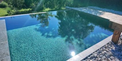 piscine béton étanche sans liner